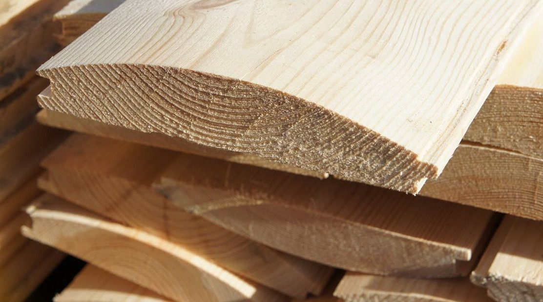 отделка стен деревянного дома блок хаус